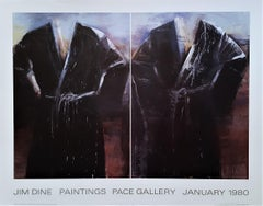 Jim Dine Paintings: Pace Gallery