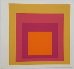 "Homage to the Square: La Tehuana (from ""Albers"")"