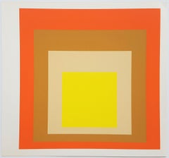 "Homage to the Square: Yes Sir (from ""Albers"")"