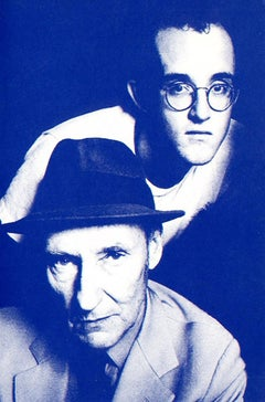 Keith Haring and William S. Burroughs 'Apocalypse' announcement