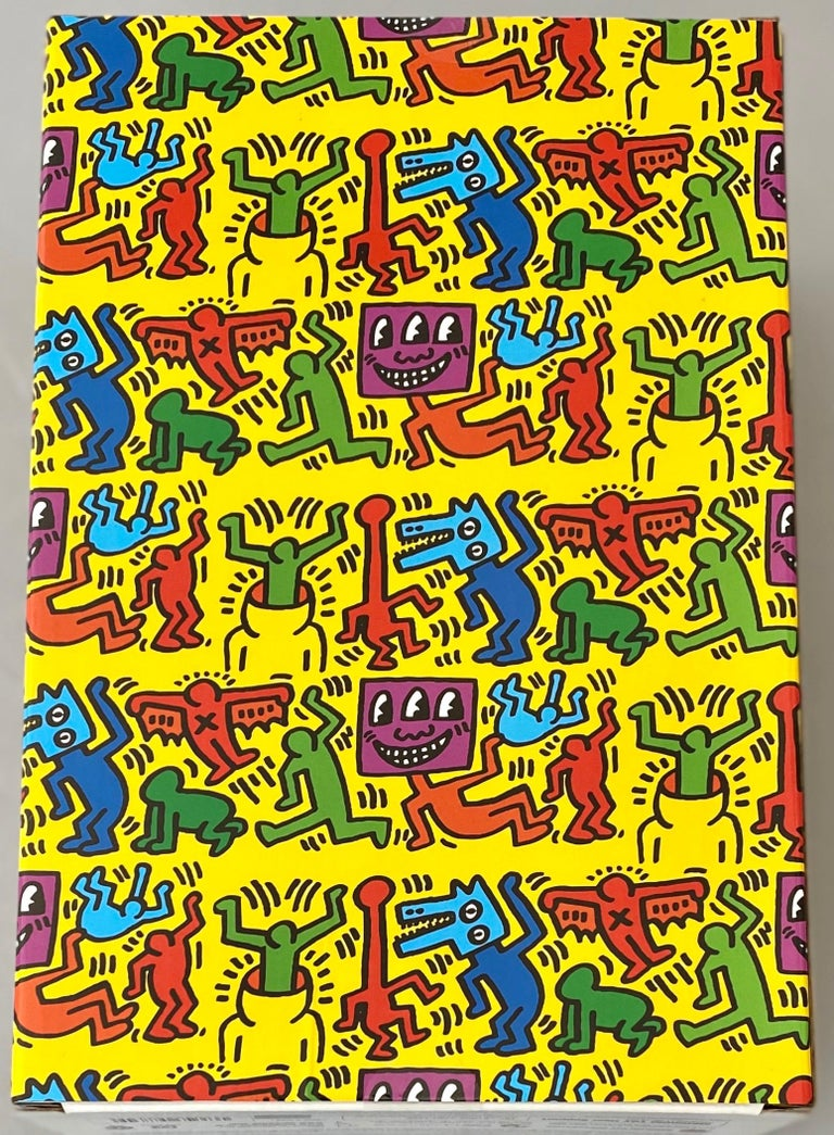 Keith Haring Bearbrick 400% Companion (Haring BE@RBRICK) For Sale 2