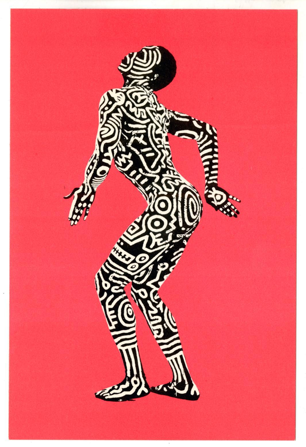 Keith Haring Into 84 (Keith Haring Tony Shafrazi announcement)
