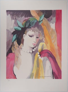 The Pearl Necklace - Lithograph