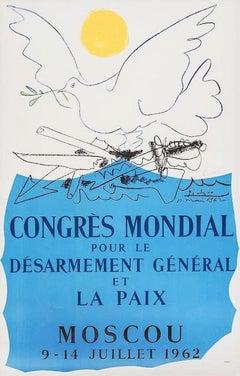 Congrès pour la Paix, Pablo Picasso