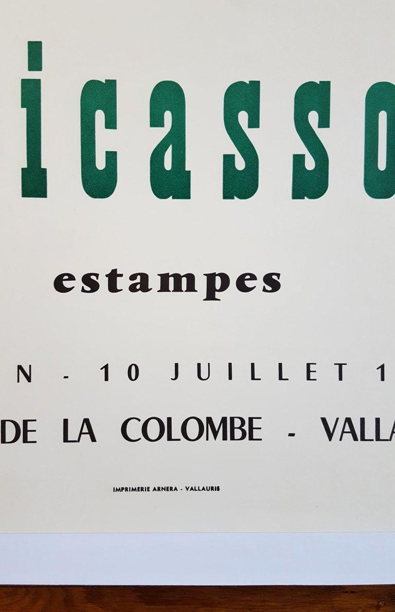 Expo 59 - Galerie de la Colombe For Sale 2