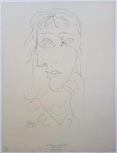 Tete de Femme, 1937