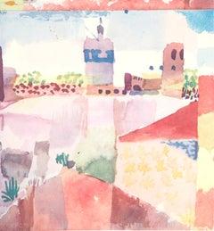 1960s Landscape Prints