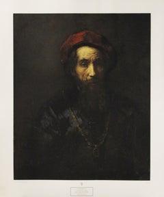 Portrait Of A Rabbi-Poster. New York Graphic Society Ltd.
