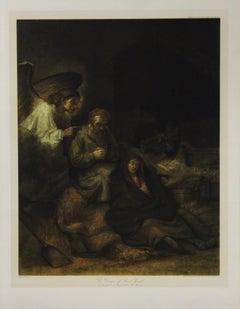 The Dream of Saint Joseph-Poster. New York Graphic Society.