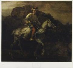 The Polish Rider-Poster. New York Graphic Society, Ltd.