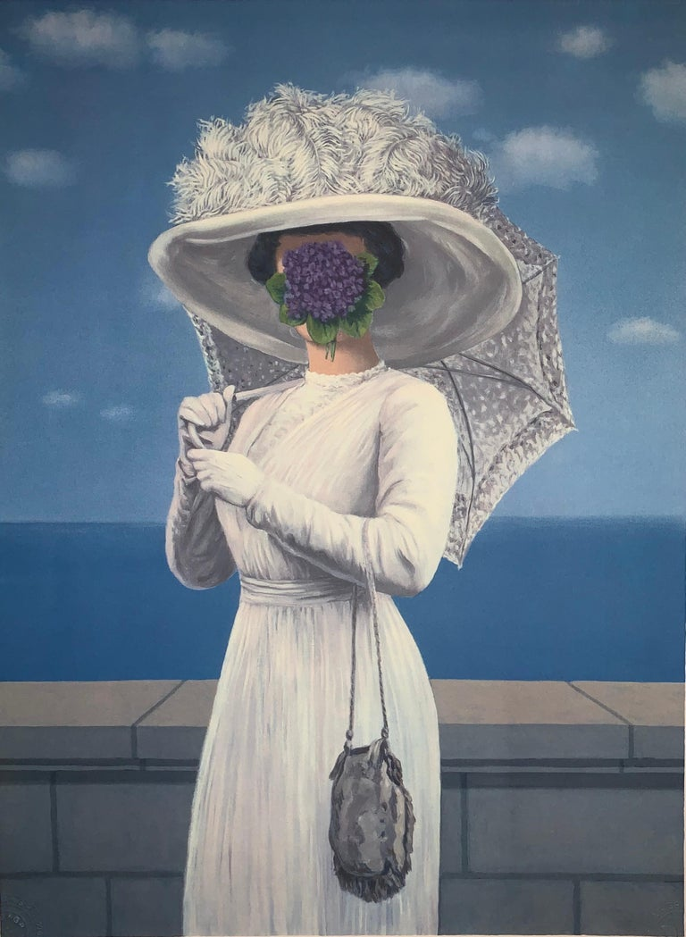 db347881970 after) René Magritte - La Grande Guerre - 20th Century