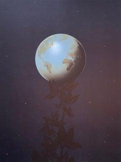 Le Grand Style - 20th Century, Surrealist, Lithograph, Figurative Print