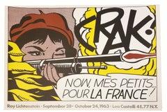 CRAK! Now, Mes Petits... Pour La France!