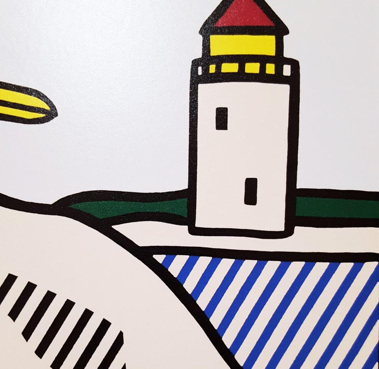Gagosian Gallery (Cape Cod Still Life II) For Sale 8