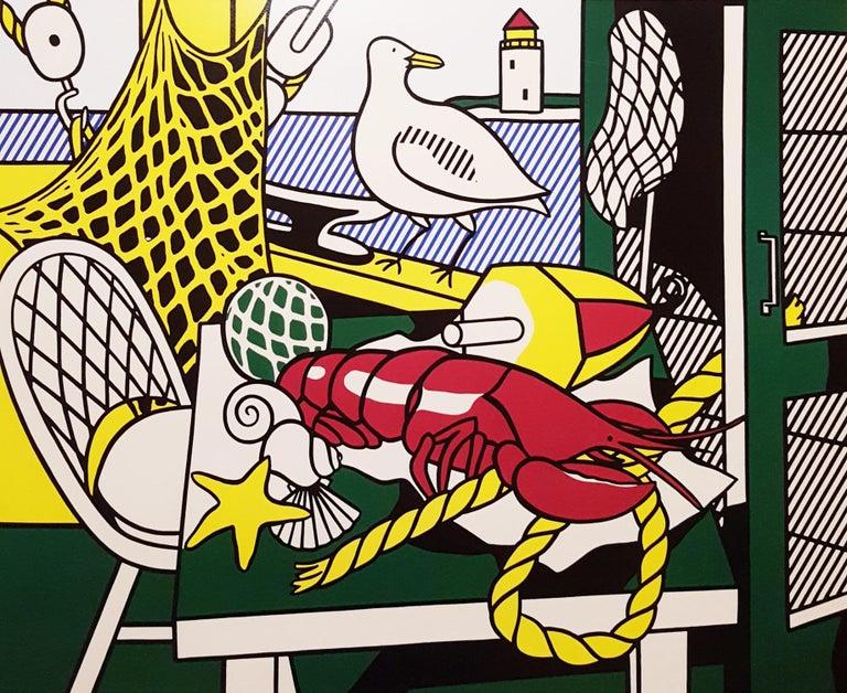 Gagosian Gallery (Cape Cod Still Life II) - Print by (after) Roy Lichtenstein