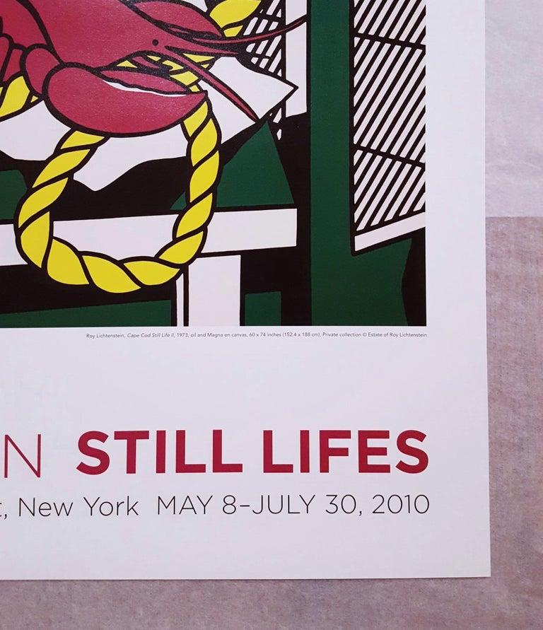 Gagosian Gallery (Cape Cod Still Life II) For Sale 1