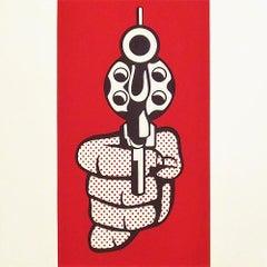 Pistol, Roy Lichtenstein