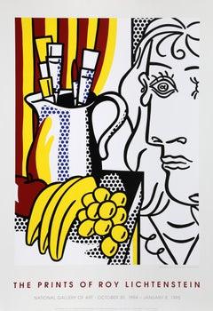 The Prints of Roy Lichtenstein, Still Life with Picasso