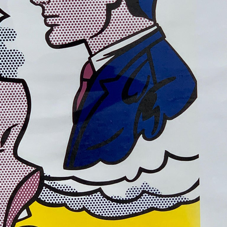 After Roy Lichtenstein