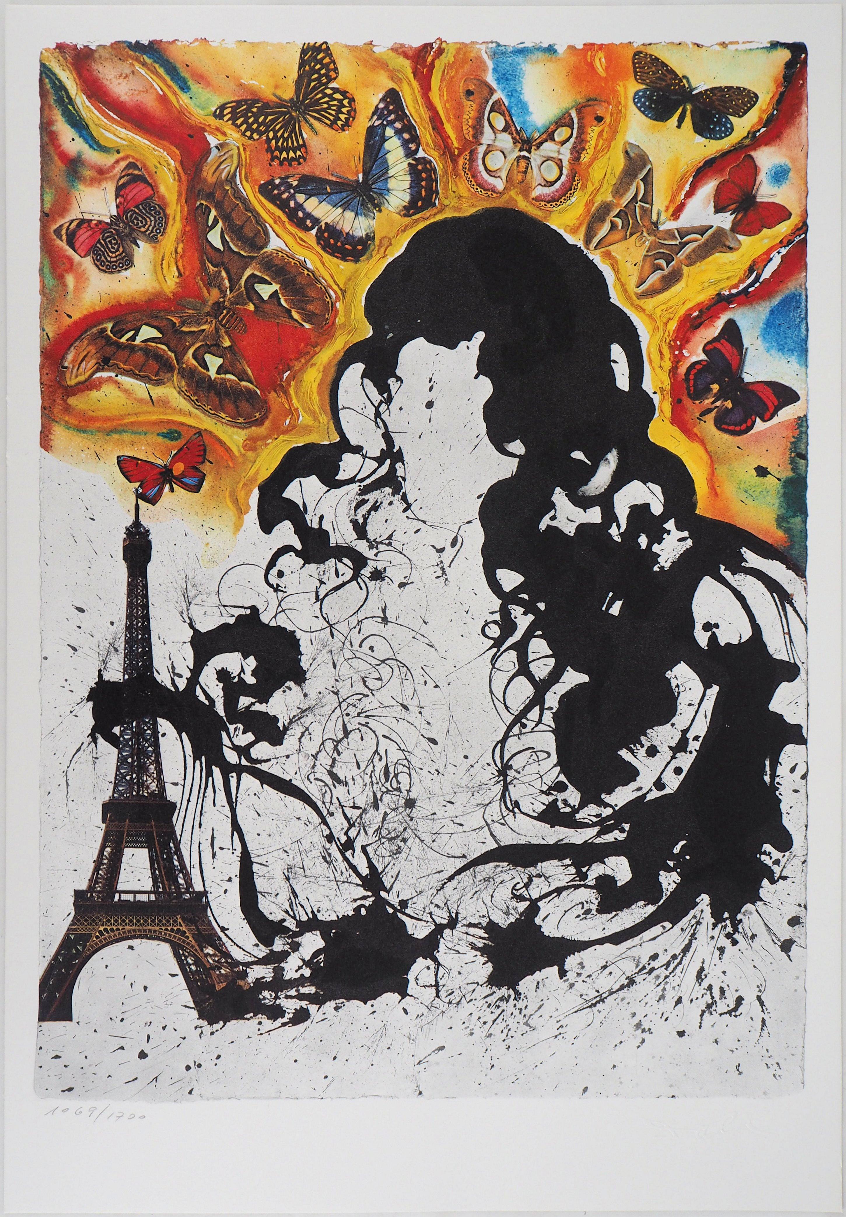 (after) Salvador Dali Landscape Prints