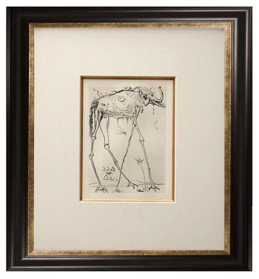 (after) Salvador Dali Animal Prints