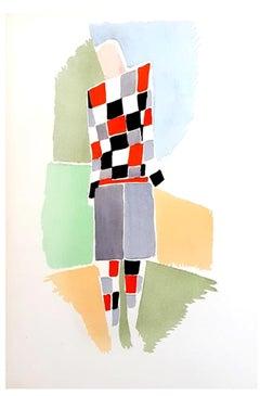 27 Living Paintings - Colour Pochoir