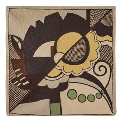 After Sonia Delaunay Tapestry from the 1930's