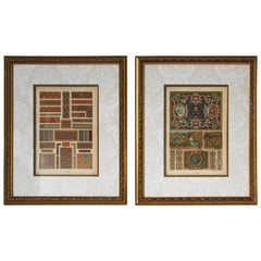 After the Antique Titled 17th C. Celtic Art Patterns and Motifs France A Racinet