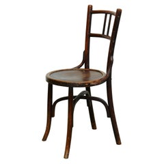 After Thonet Wood Chair