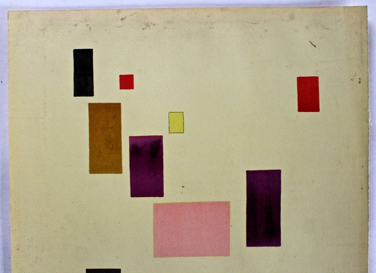 French After Wassily Kandinsky
