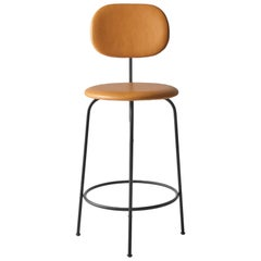 Afteroom Counter Chair Plus, Counter Chair in Cognac Leather