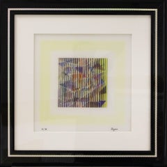 Gurrurie Yellow Border-Limited Edition Agamagraph, Signed and with COA