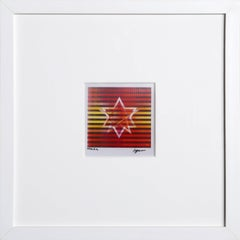 Two Stars - Red/Yellow