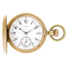 Agassiz Pocketwatch 18k Manual Watch