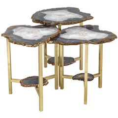 Agata Set of 3 Nesting Tables