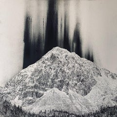 Sleeping Mountain. 2021, canvas, oil, 80x80 cm