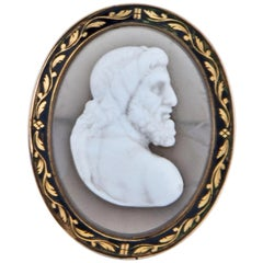 Agate Cameo, 19th Century