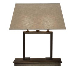 Agatha Table Lamp with Rectangular Shade