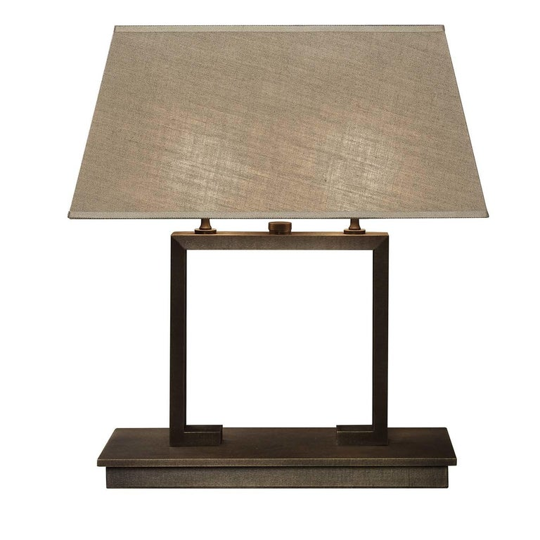 Agatha Table Lamp With Rectangular Shade For Sale At 1stdibs