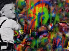 He Fancies Graffiti Limited edition print of 40 Personally Signed Art Reviews