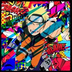Naruto power (Pop Art, Street Art, Urban Art)