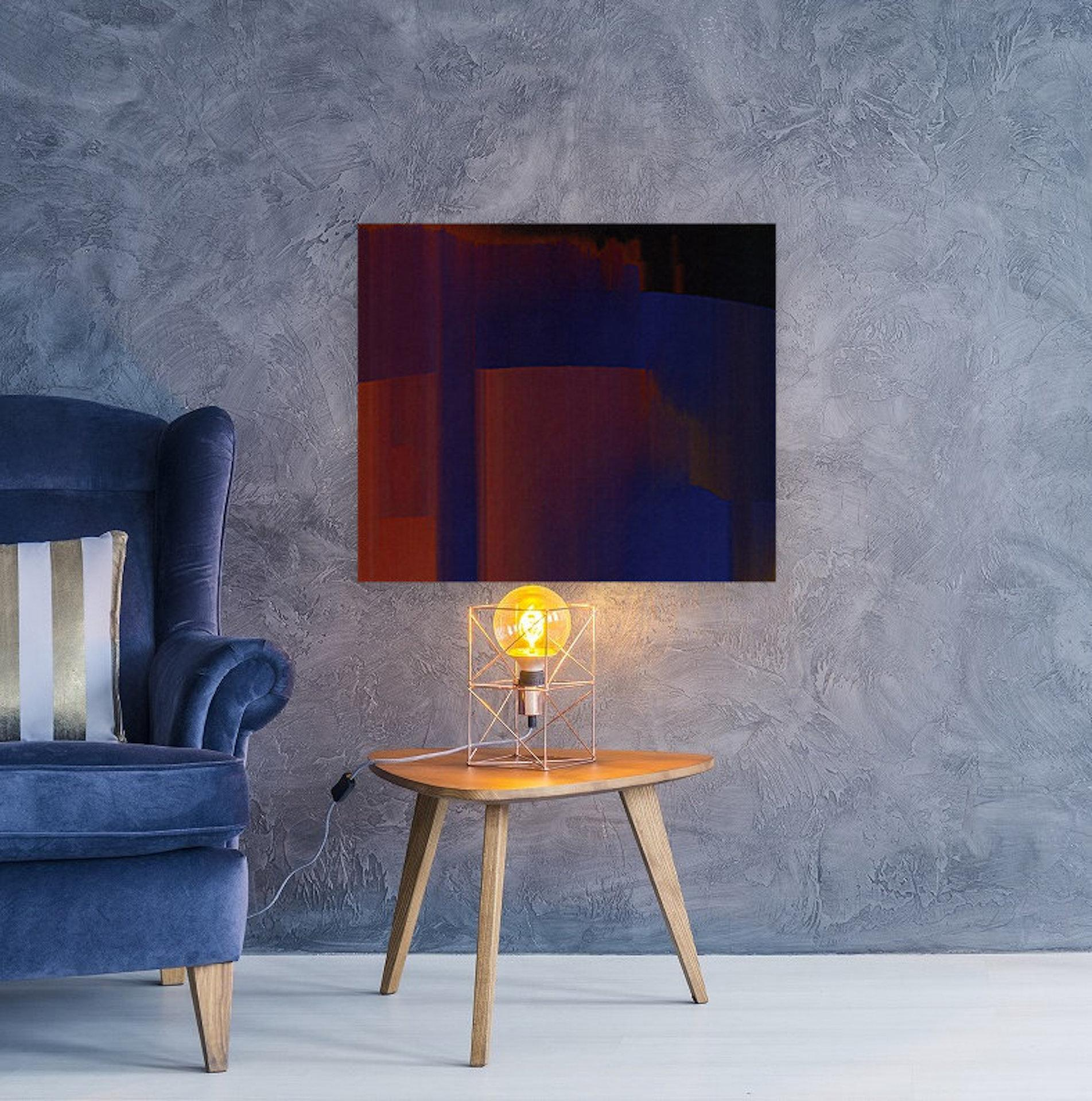 Untitled 1982, Agent X, Bright Art, Contemporary Abstract Art, Neo-Expressionist