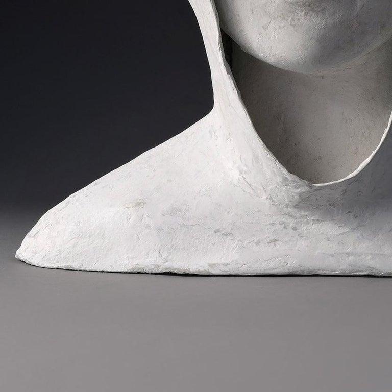 papier mache, one of a kind.