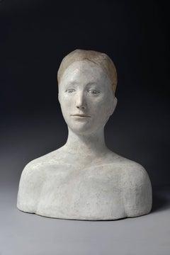 Grand buste de reine