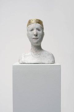Petit buste de Reine