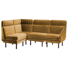 Agnes L Couch Without Arms