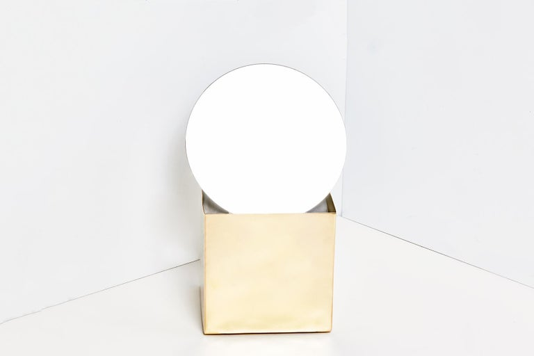 Agnes Mirror by Slash Objects For Sale