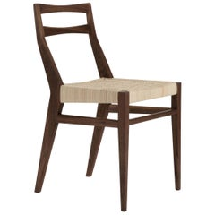 Agnes Rattan Dining Chair 'as set' of 6 by ATRA