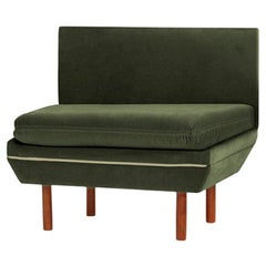 Agnes S Modular Couch Without Arms