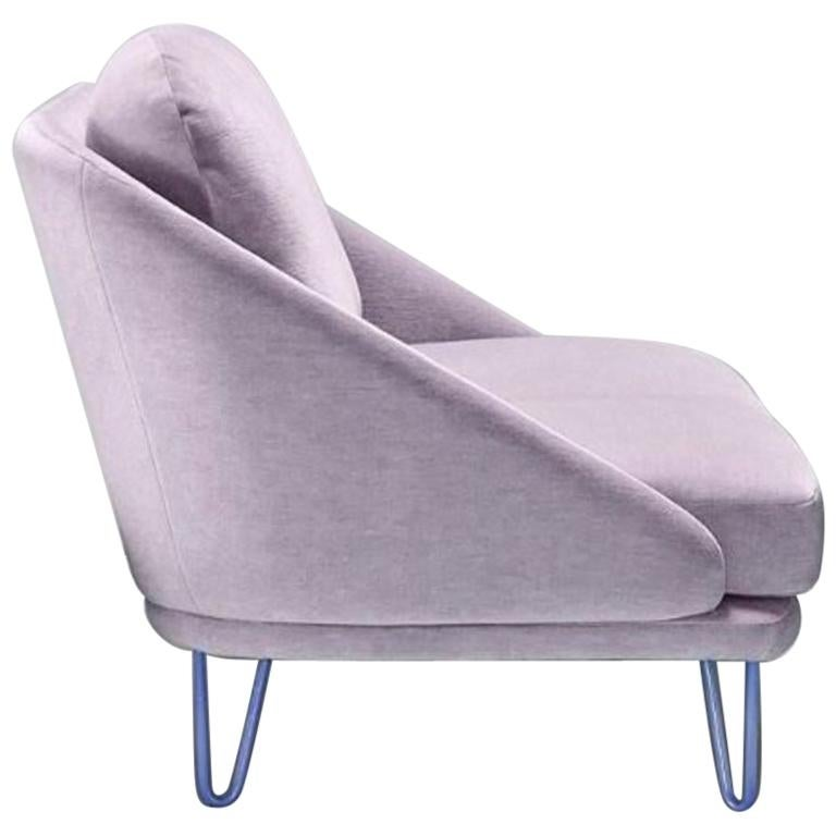 Agora Pink Sofa, Pepe Albargues For Sale